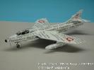 Hawker Hunter Mk 58 Papyrus HB-RVS