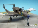 Saab J-21R Blaue D