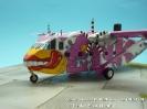 Short SC-7-3M Pink Skyvan OE-FDE
